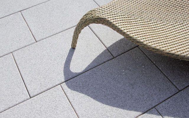 Terralis Terrassenplatten Variante Für Terrassen Und Gartenwege - Leichte terrassenplatten